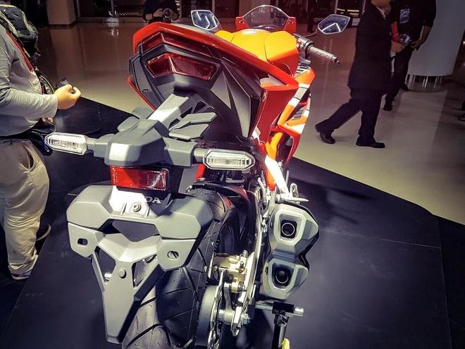 Chi tiet Honda CBR250RR 2016 gia gan 4.800 USD vua ra mat hinh anh 5