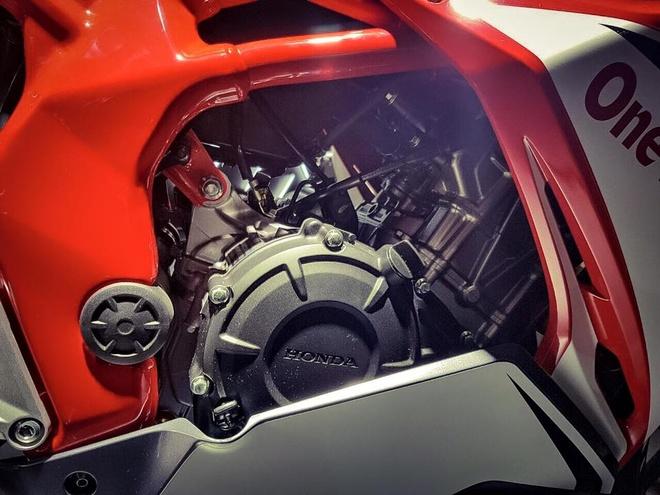 Chi tiet Honda CBR250RR 2016 gia gan 4.800 USD vua ra mat hinh anh 6