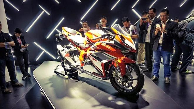 Chi tiet Honda CBR250RR 2016 gia gan 4.800 USD vua ra mat hinh anh 7