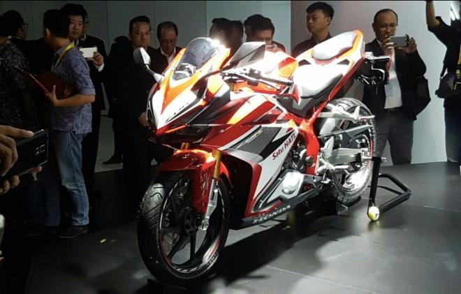 Honda CBR250RR 2016 ra mat voi gia tu gan 4.800 USD hinh anh 2