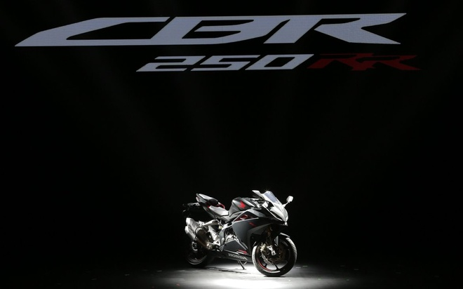 Honda CBR250RR 2016 ra mat voi gia tu gan 4.800 USD hinh anh 1