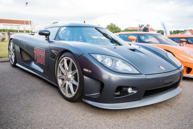 Dan sieu xe Koenigsegg khoe ve dep o Thuy Dien hinh anh 6
