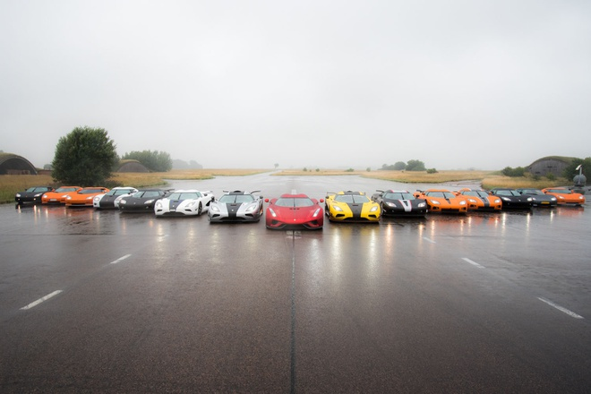 Dan sieu xe Koenigsegg khoe ve dep o Thuy Dien hinh anh 7