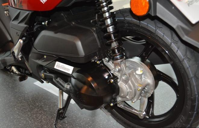 Chi tiet xe tay ga Yamaha Ego Avantiz gia hon 1.400 USD hinh anh 8