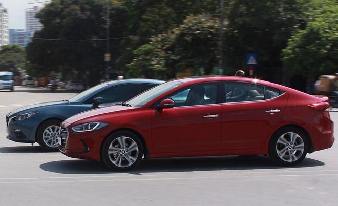 Mazda 3 thong tri phan khuc sedan hang C tai Viet Nam hinh anh 3