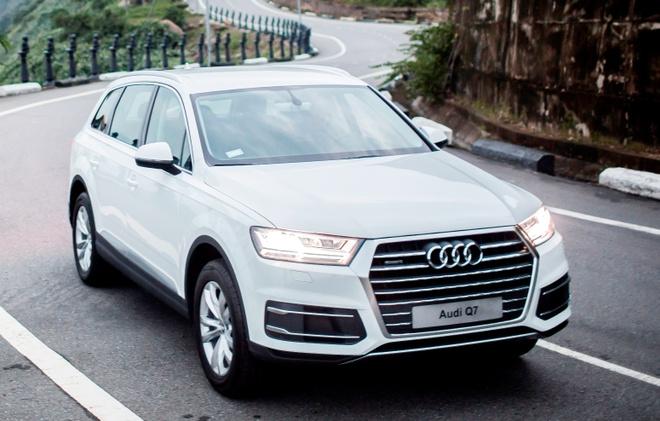 Audi ban hon 1,1 trieu xe trong 7 thang dau 2016 hinh anh 1