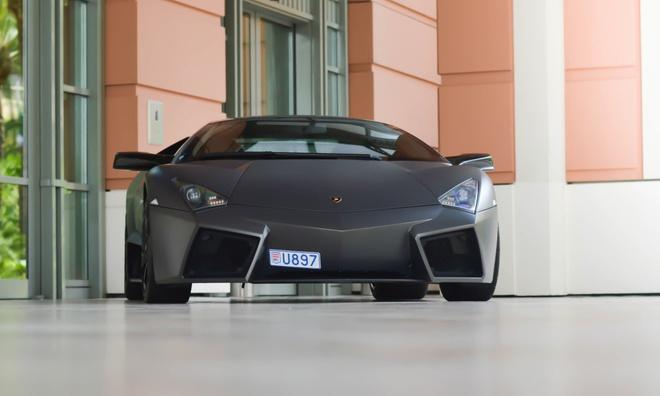 Sieu xe hang hiem Lamborghini Reventon o Monaco hinh anh 1