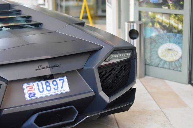 Sieu xe hang hiem Lamborghini Reventon o Monaco hinh anh 4