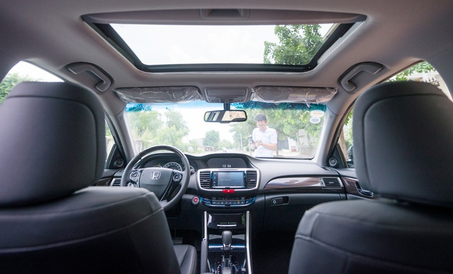 Danh gia Honda Accord 2016: Them tien ich de canh tranh hinh anh 2