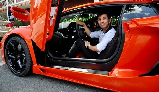 3 sieu xe Lamborghini hang doc cua Minh nhua hinh anh