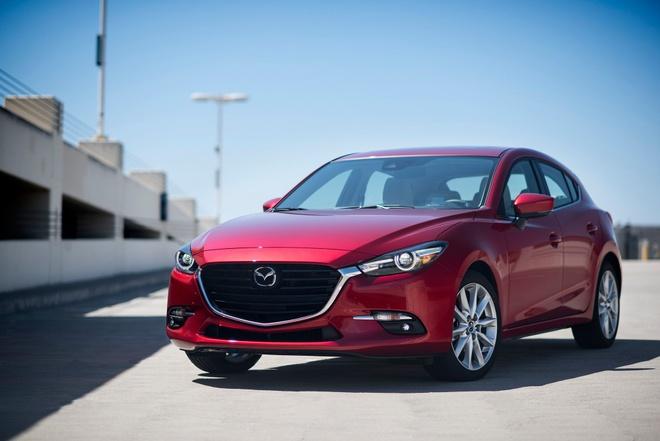 Mazda 3 2017 co gia khoi diem gan 19.000 USD hinh anh 1