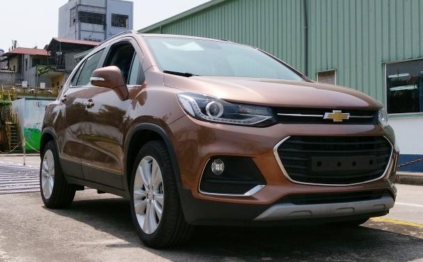 Chevrolet Trax 2017 dau tien ve Viet Nam hinh anh 1