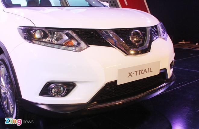 Chi tiet Nissan X-Trail 2016: Doi thu cua Mazda CX-5 tai VN hinh anh 3
