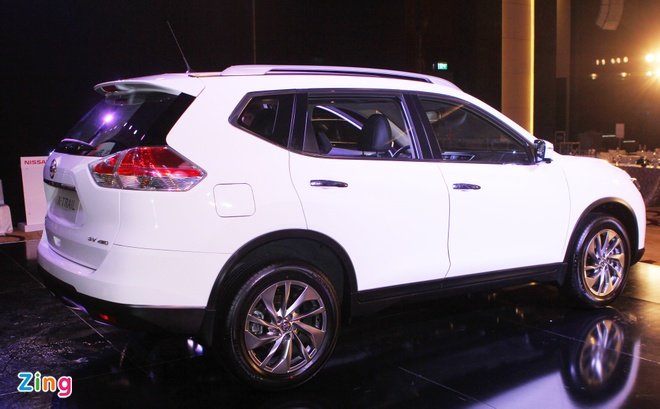 Chi tiet Nissan X-Trail 2016: Doi thu cua Mazda CX-5 tai VN hinh anh 2
