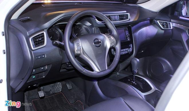 Chi tiet Nissan X-Trail 2016: Doi thu cua Mazda CX-5 tai VN hinh anh 6