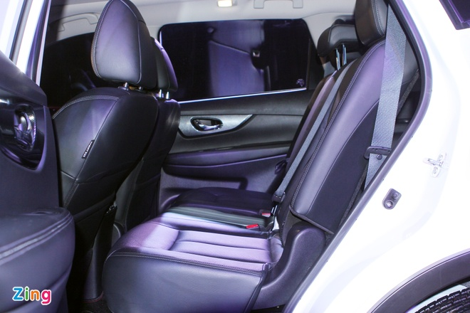 Chi tiet Nissan X-Trail 2016: Doi thu cua Mazda CX-5 tai VN hinh anh 7