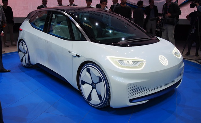 5 mau concept an tuong nhat Paris Motor Show 2016 hinh anh