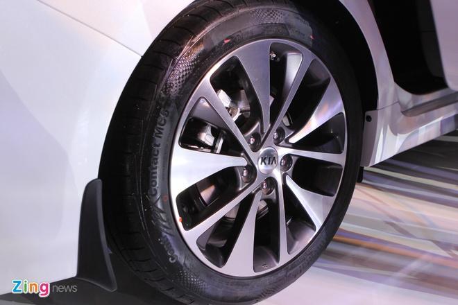 Anh Kia Optima: Doi thu gia re cua Toyota Camry o VN hinh anh 5
