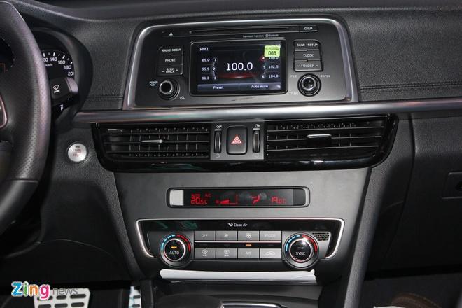 Anh Kia Optima: Doi thu gia re cua Toyota Camry o VN hinh anh 8