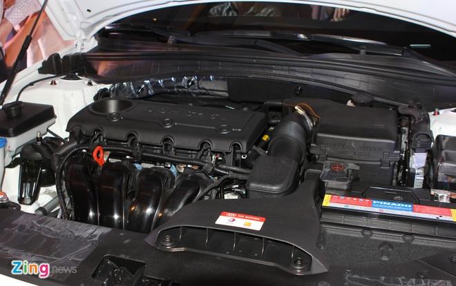 Anh Kia Optima: Doi thu gia re cua Toyota Camry o VN hinh anh 10