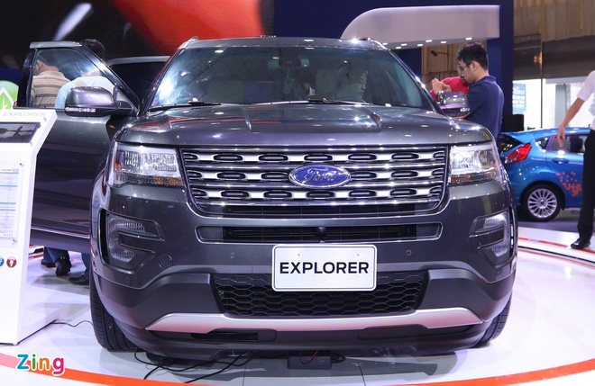 Chi tiet Ford Explorer 2017 tai VN: Manh me, dam chat My hinh anh 3