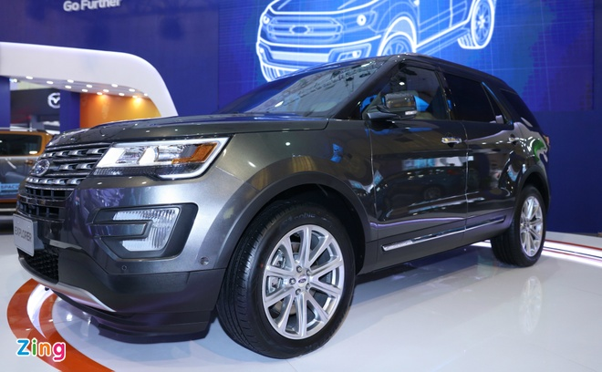 Chi tiet Ford Explorer 2017 tai VN: Manh me, dam chat My hinh anh 1