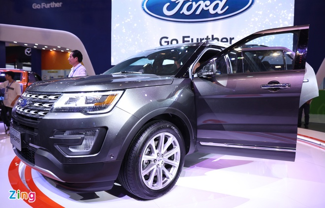 Chi tiet Ford Explorer 2017 tai VN: Manh me, dam chat My hinh anh 2