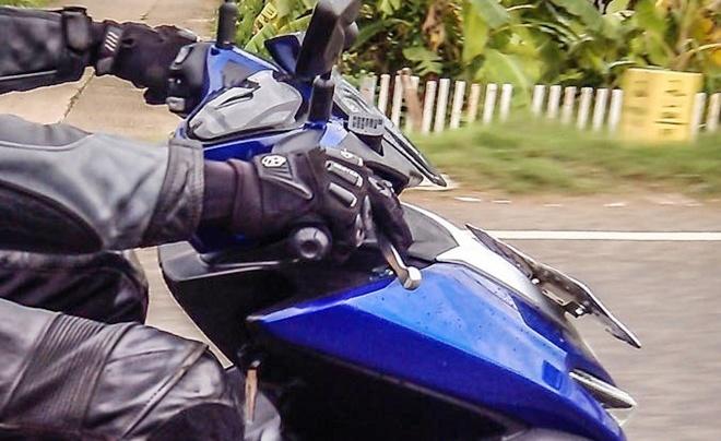 Xe thay the Yamaha Nouvo co he thong phanh ABS hinh anh