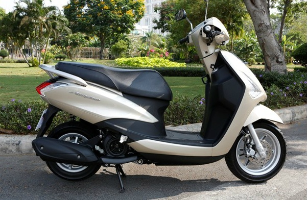 Yamaha trieu hoi gan 32.000 xe Acruzo tai Viet Nam hinh anh
