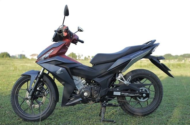 Honda Winner co doanh so khong dot pha tai Viet Nam hinh anh