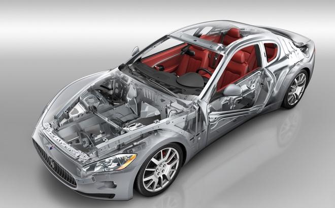 4 cong doan san xuat mot chiec xe sang Maserati hinh anh 1