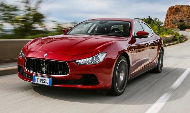 4 cong doan san xuat mot chiec xe sang Maserati hinh anh