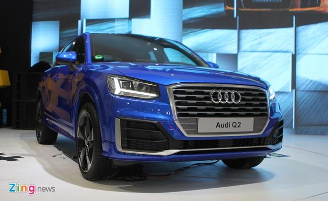 Audi Q2 ve Viet Nam anh 1