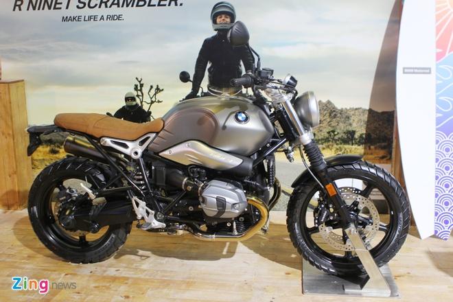 BMW RnineT Scrambler ve Viet Nam anh 1