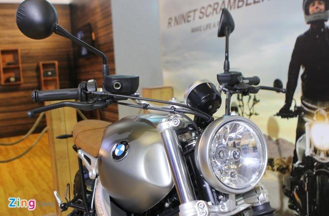 BMW RnineT Scrambler ve Viet Nam anh 2