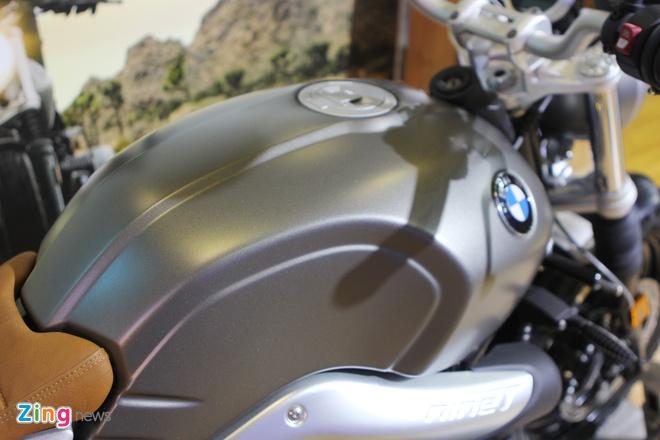 BMW RnineT Scrambler ve Viet Nam anh 8