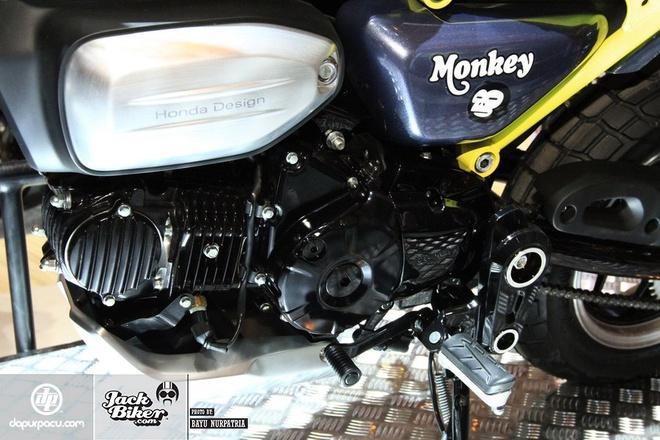 Concept Honda Monkey con tay 125 phan khoi hinh anh 8