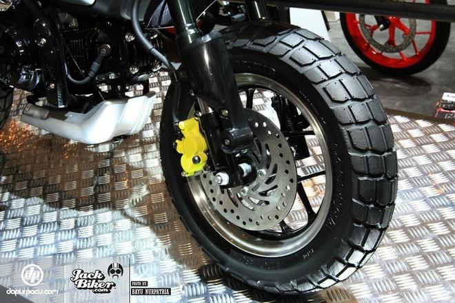 Concept Honda Monkey con tay 125 phan khoi hinh anh 6