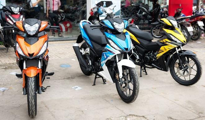 Honda Winner 150 ban o Viet Nam anh 2