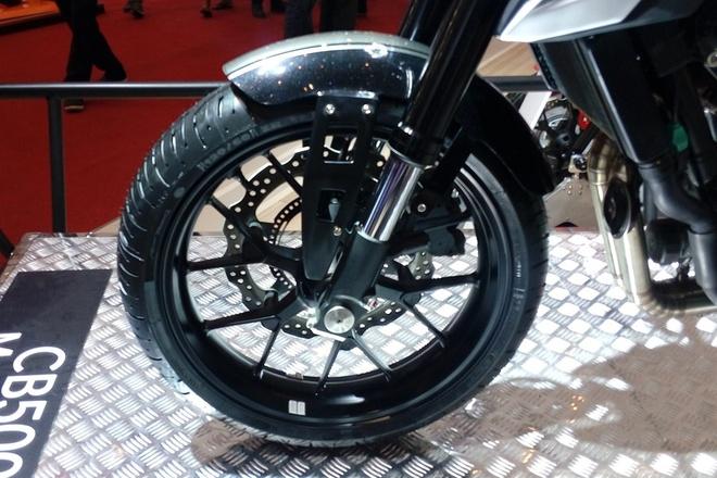 Honda CB500F do cafe racer o Indonesia hinh anh 4