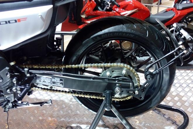 Honda CB500F do cafe racer o Indonesia hinh anh 5