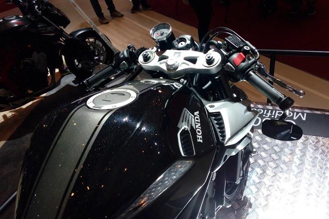 Honda CB500F do cafe racer o Indonesia hinh anh 3