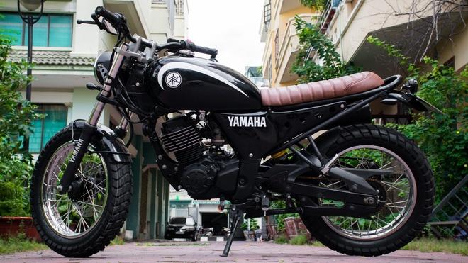 Yamaha FZ150 do phong cach co dien o Viet Nam anh 2