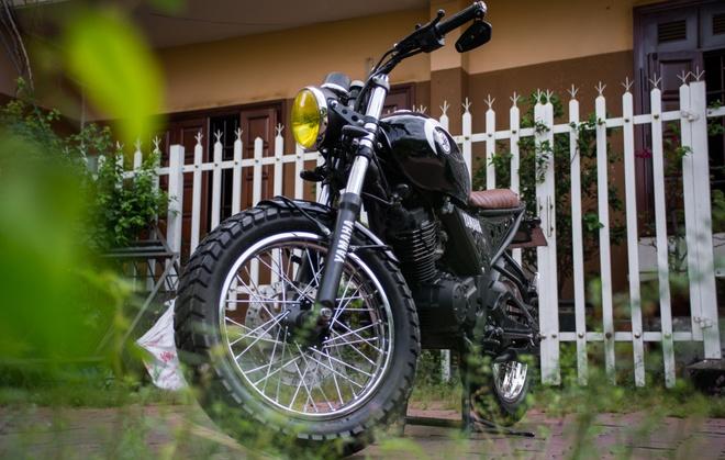 Yamaha FZ150 do phong cach co dien o Viet Nam anh 3