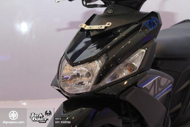 Yamaha Mio M3 moi voi he thong khoa da chuc nang hinh anh 2