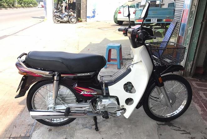 Honda Super Dream hang doc con moi tinh sau 16 nam hinh anh 1
