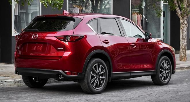 Anh chi tiet Mazda CX-5 2017 vua ra mat o My hinh anh 2