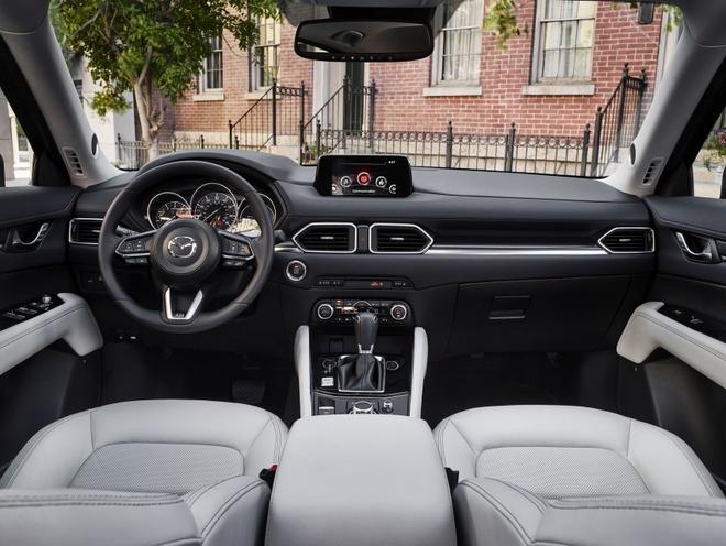 Anh chi tiet Mazda CX-5 2017 vua ra mat o My hinh anh 7