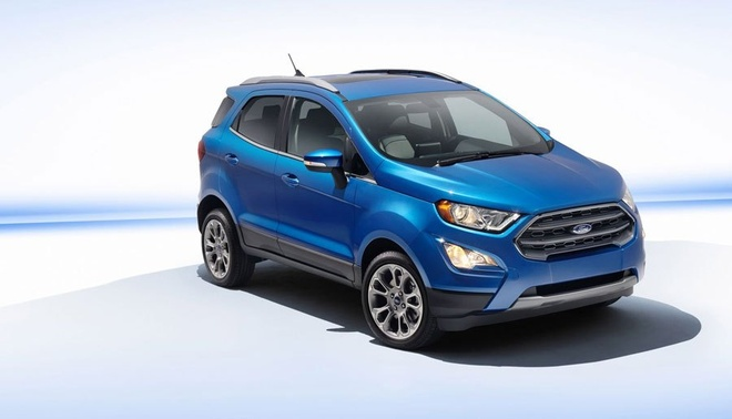 Ford EcoSport 2017 lo dien truoc ngay ra mat o My hinh anh 1