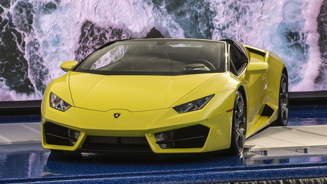 Lamborghini Huracan cau sau mui tran ra mat o My hinh anh 8